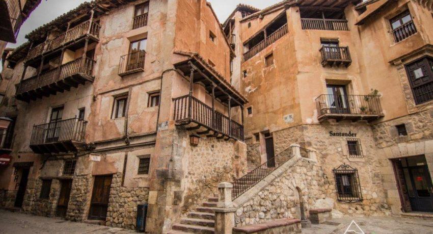 Viajar por arag n turismo en arag n excursiones tours for Oficina de turismo albarracin