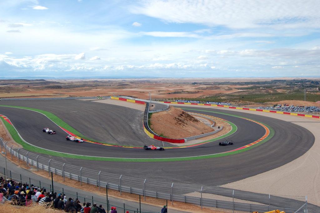 Viajar por Aragón – Motorland Aragón