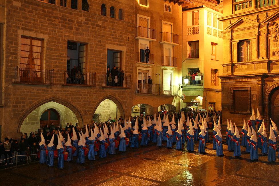 Viajar por Aragón – Semana Santa en el Bajo Aragón