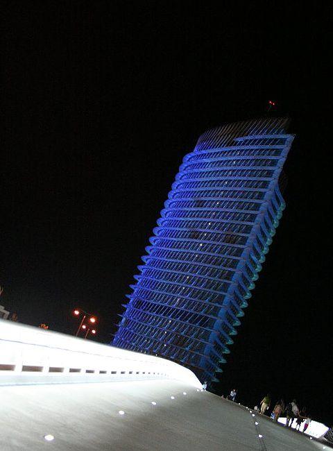 Viajar por Aragón – recinto de la Expo 2008