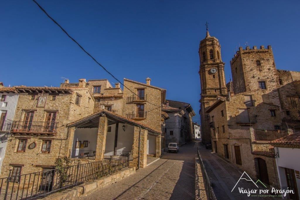 Viajar por Aragón – el Maestrazgo turolense
