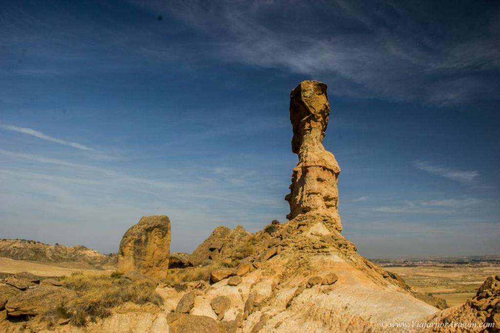 Viajar por Aragón – desierto de los Monegros