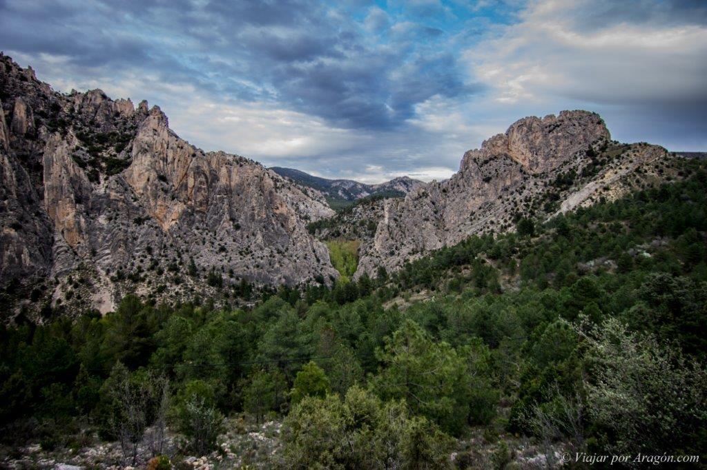Viajar por Aragón – los Órganos de Montoro