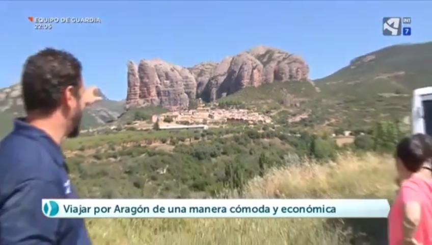 Viajar por Aragón en Aragón Televisión