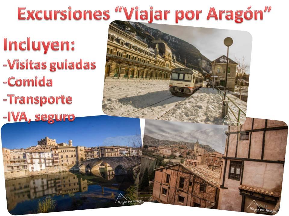 """Escapadas Todo-Incluido """"Viajar por Aragón"""""""
