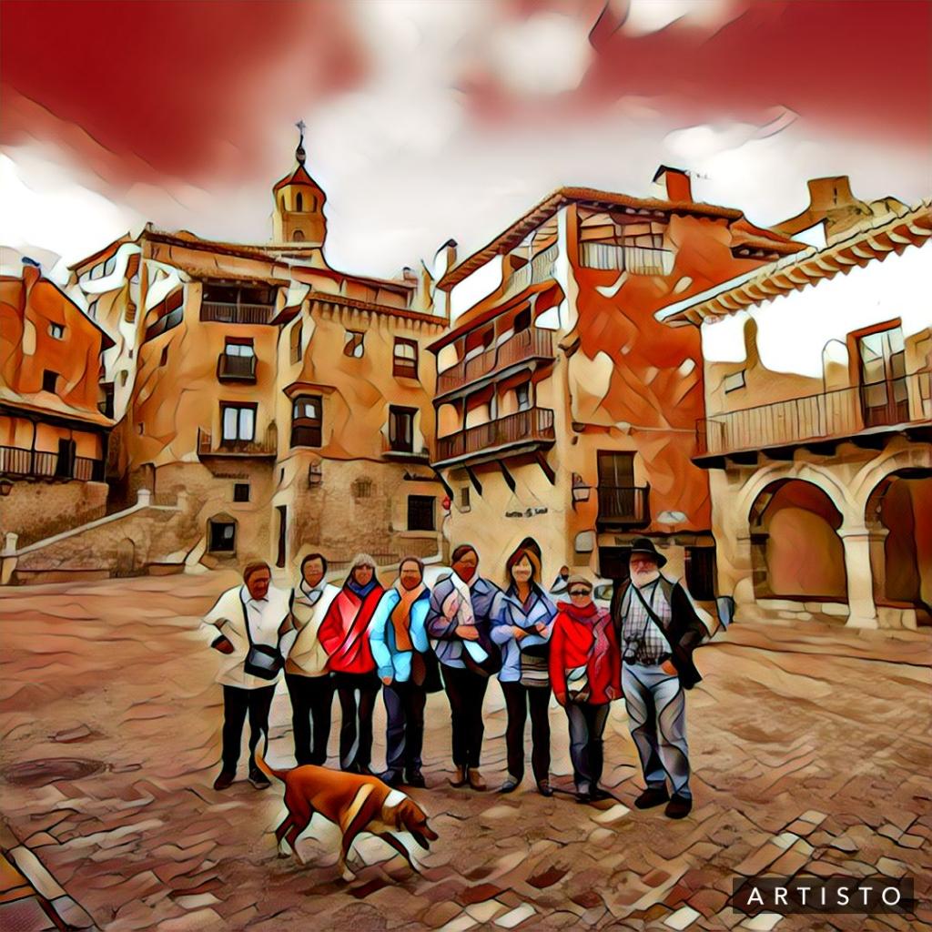 Teruel, Albarracín y Cuenca