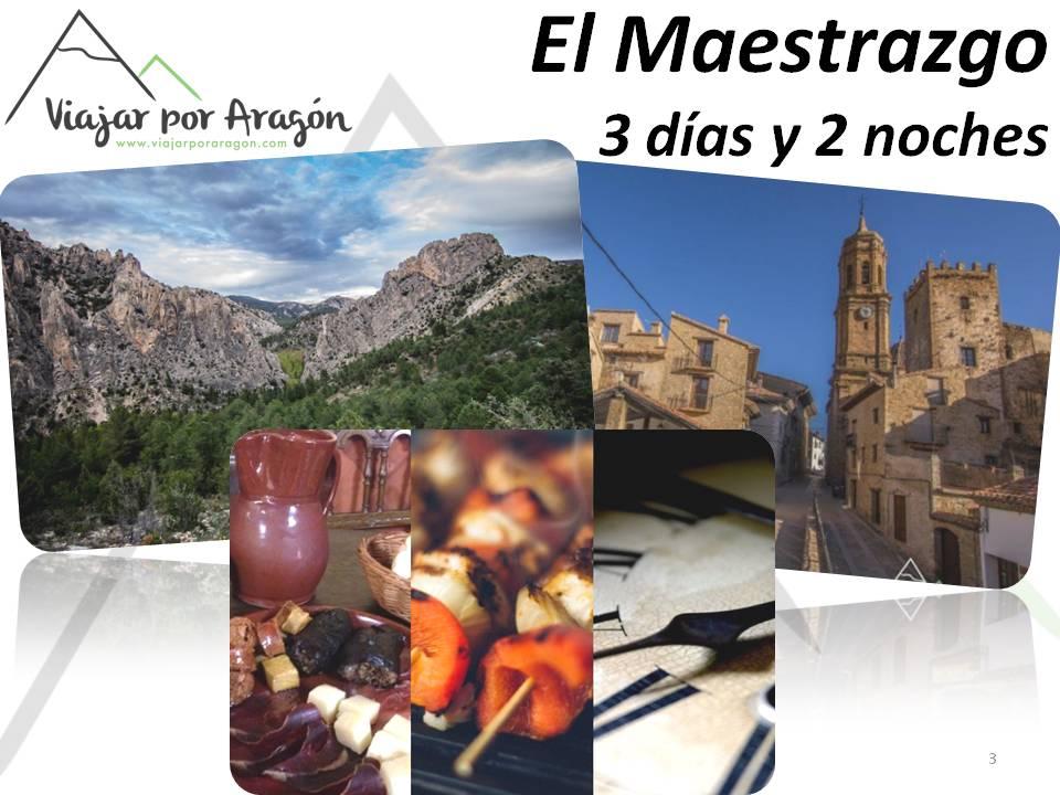 Viaje al Maestrazgo – 3 días y 2 noches