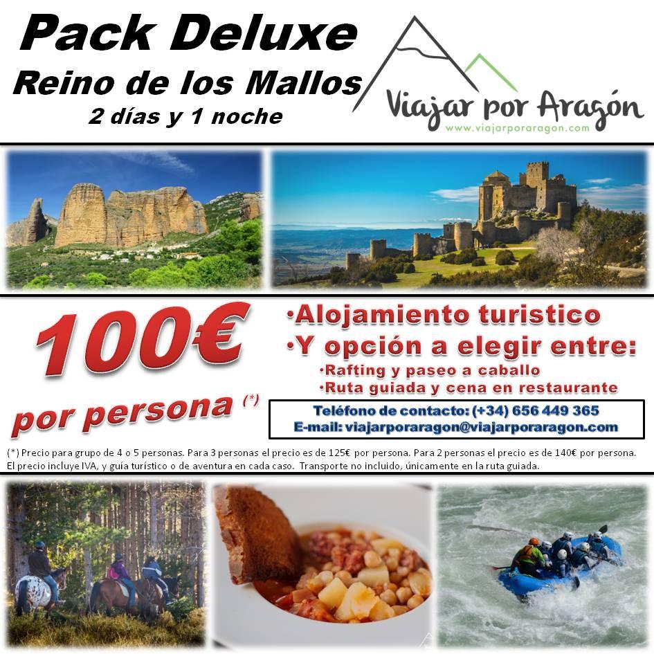 Pack Deluxe – Reino de los Mallos
