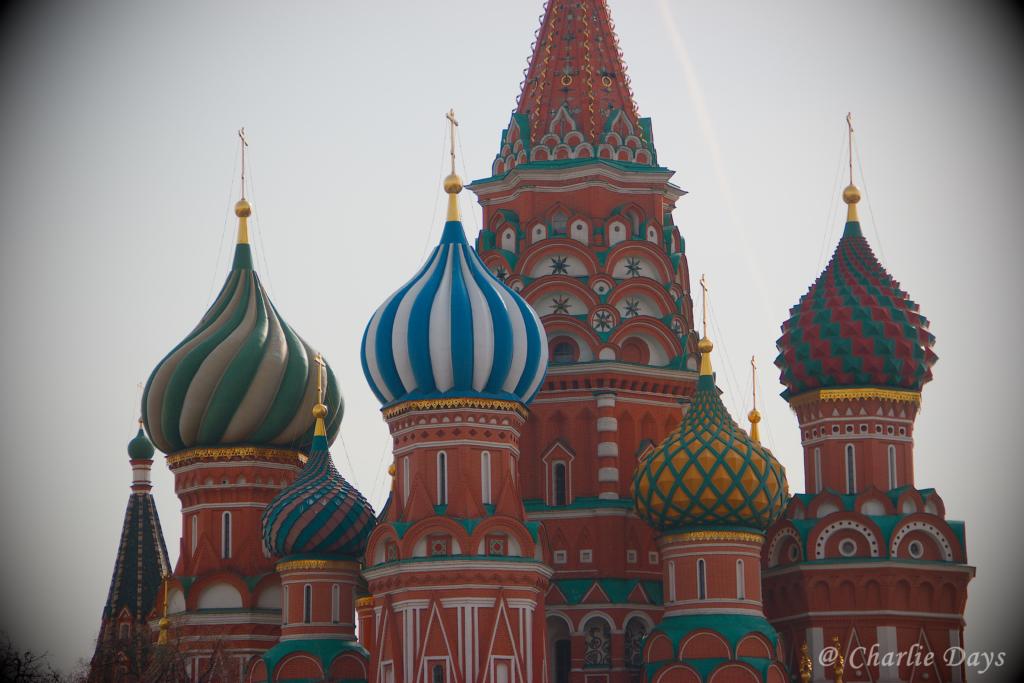 Desde Rusia con amor…